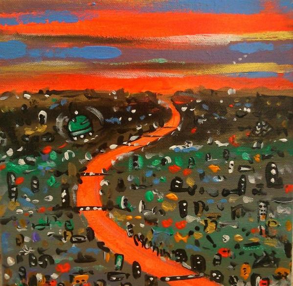 Far Away Orange city