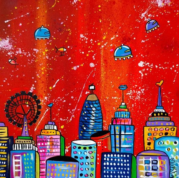 Sensational City