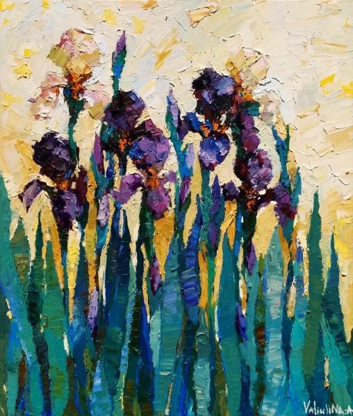 Anastasiya Valiulina-Irises