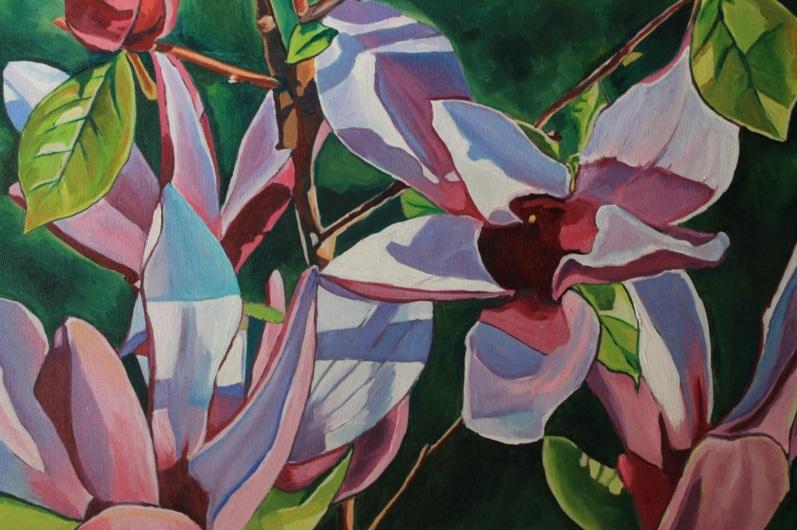 Emma Cownie-Magnolia Blossom