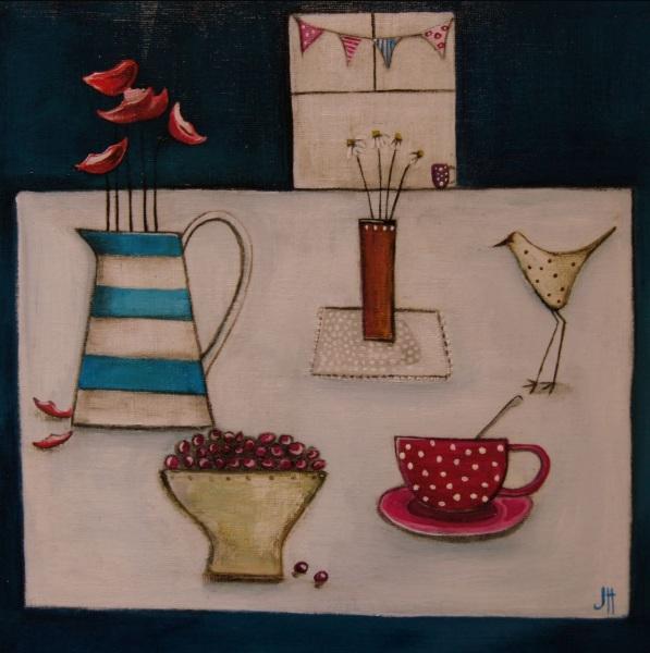 Jackie Henderson-Life is a Bowl of Cherries