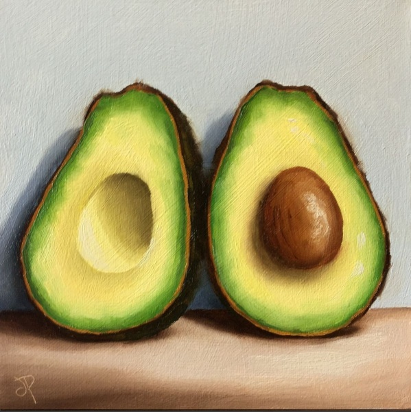 Jane Palmer-Avocado halves 2