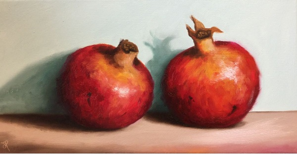 Jane Palmer-Pomegranates