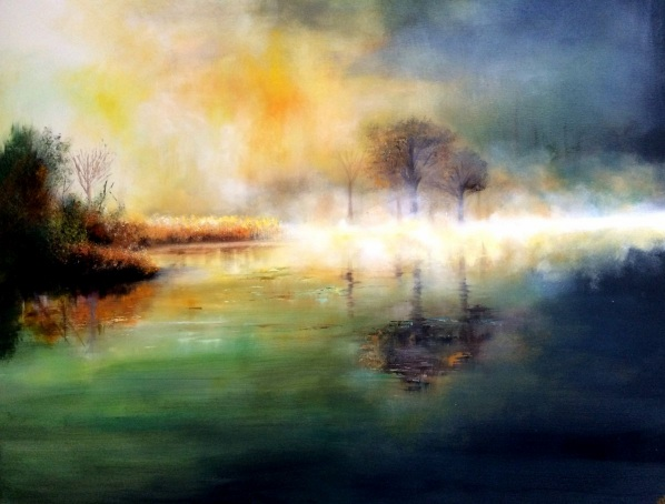 Kimberley Harris-Foggy Morning