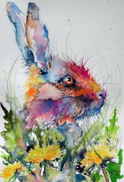 Kovács Anna Brigitta-Little rabbit