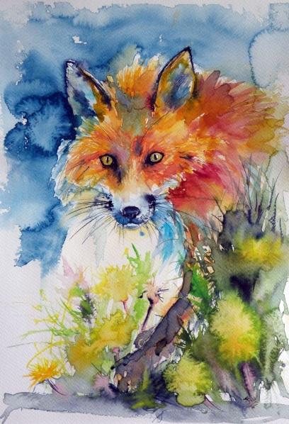 Kovács Anna Brigitta-Red fox