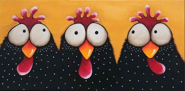 Lucia Stewart-The Chicken Coop