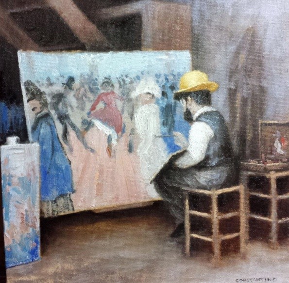 Moments back in time - Henri de Toulouse