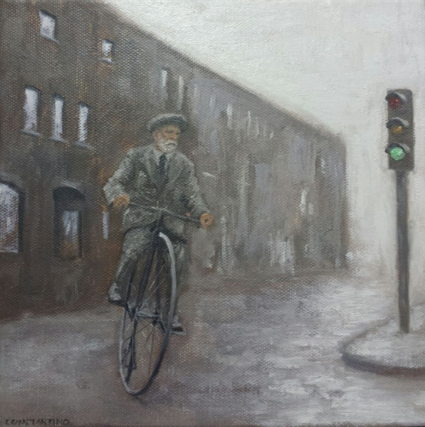 Moments back in time - Penny Farthing