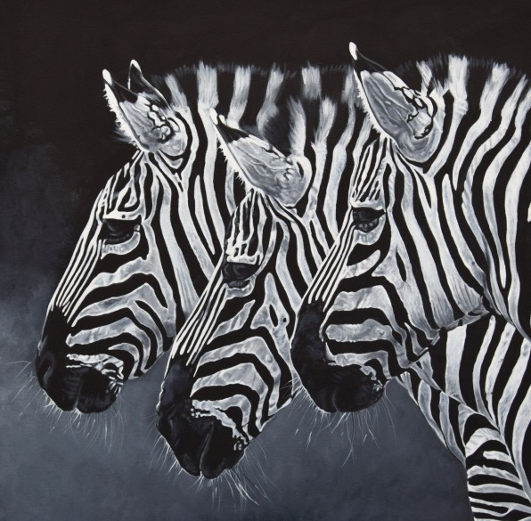 NICOLA COLBRAN-Stripes