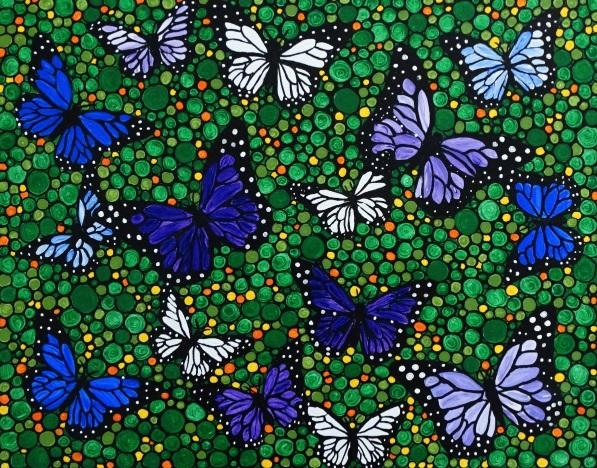 Rachel Olynuk-Butterflies