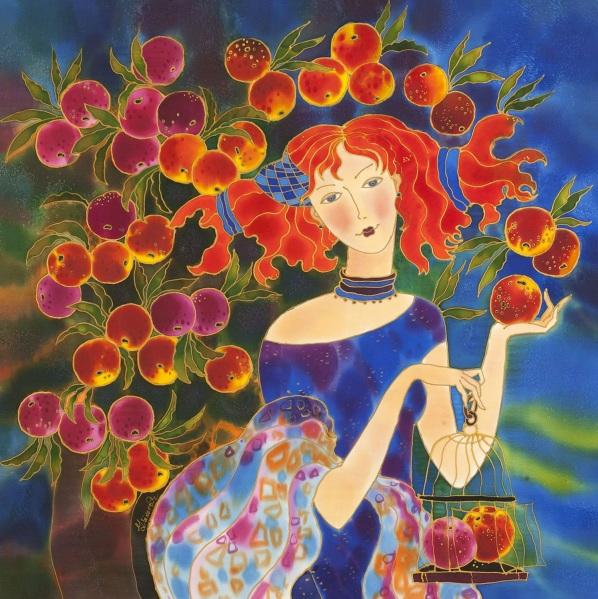 Yelena Sidorova-Apple Time