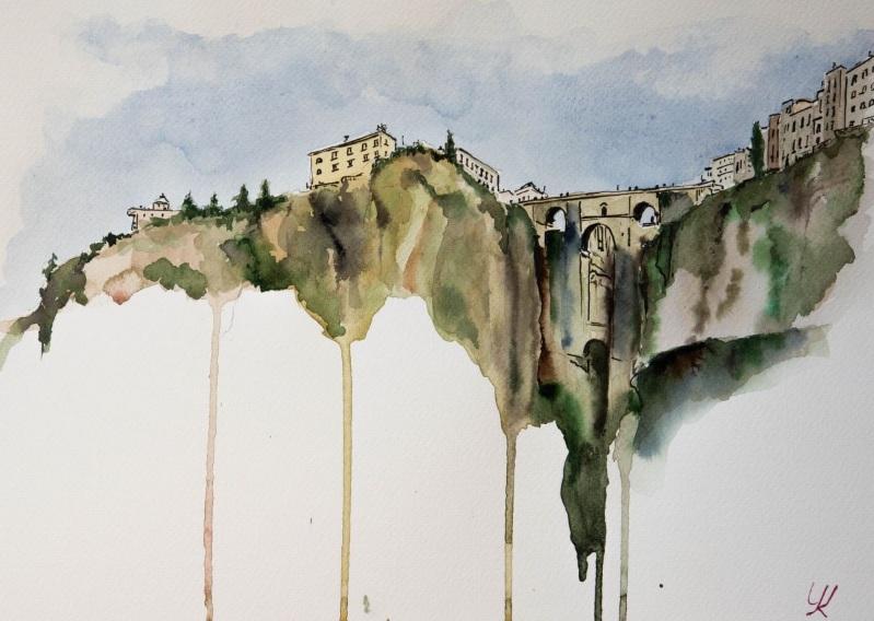 Yuriy Kraft-Puente Nuevo de Ronda