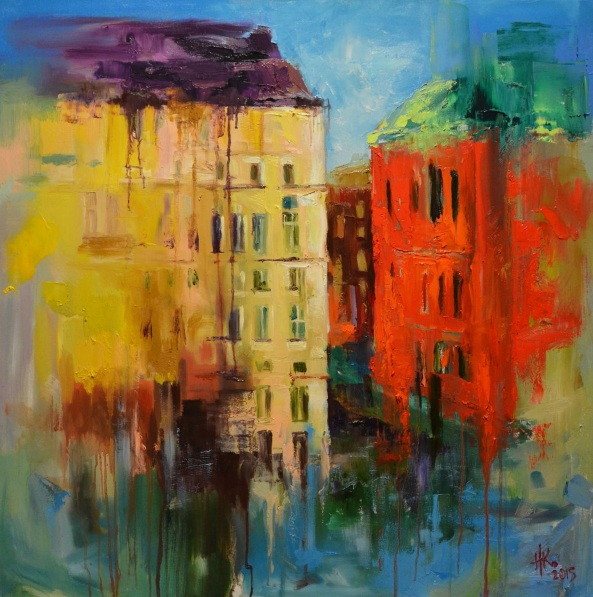Zhanna Kondratenko-Houses