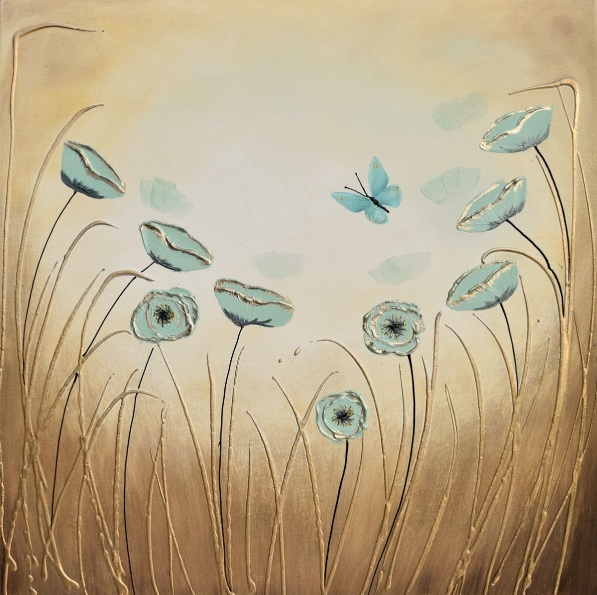 Amanda Dagg - Dance of the Blue Butterfly