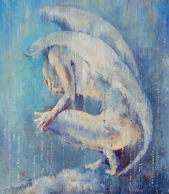 Anna Ravliuc - Angel of Rain