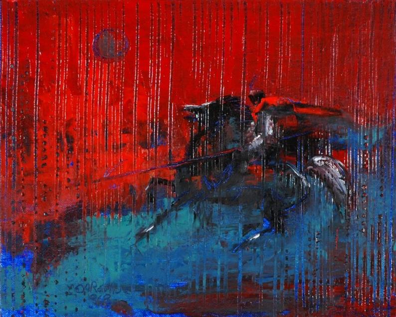 Anna Ravliuc - GABRIEL'S HORN # 2