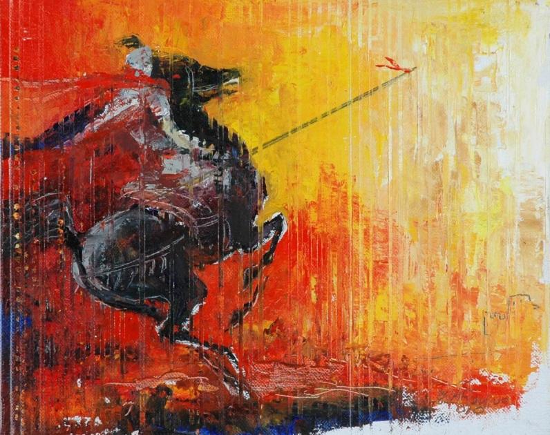 Anna Ravliuc - Gabriel's Horn # 1
