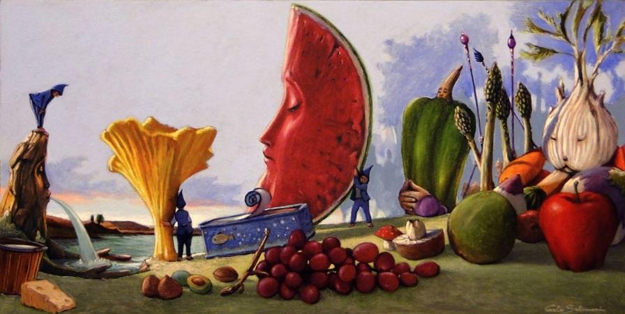 Carlo Salomoni-MY WONDERLAND