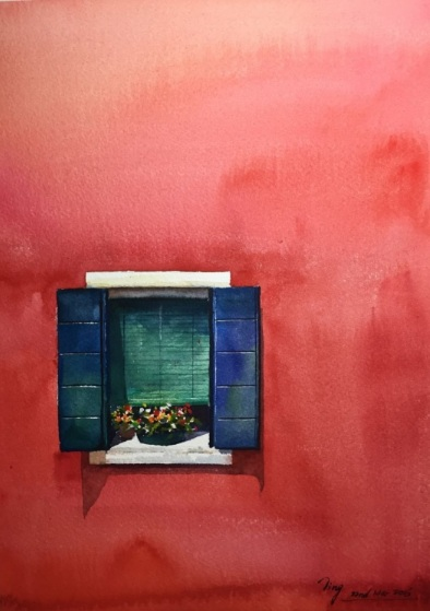 Jing Chen-A Window to My Heart
