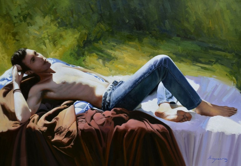Jose Higuera - Rock lover