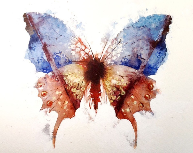 Kate Osborne - Butterfly
