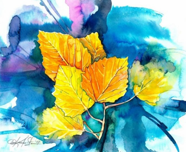 Kathy Morton Stanion - Leaves Of Fall