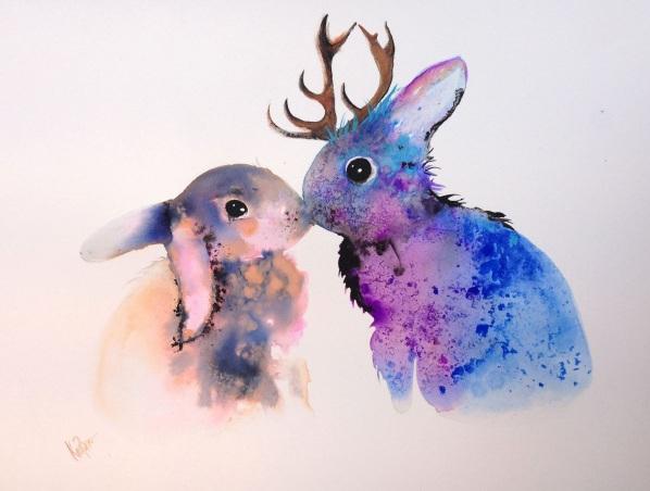 Krista Bros - Deer Bunny Love