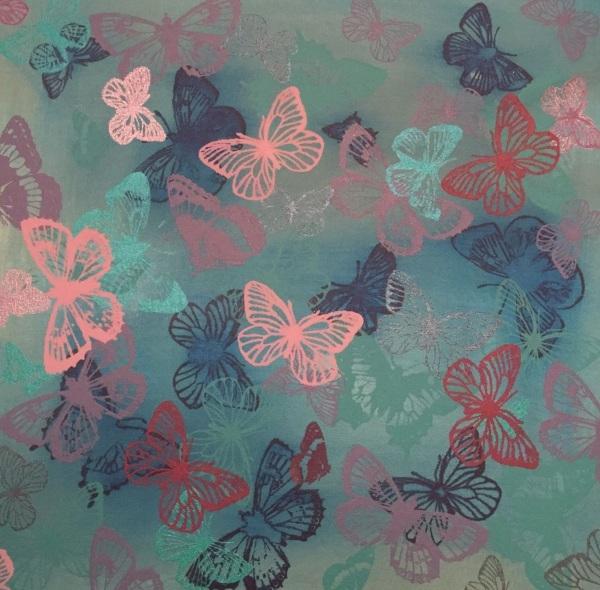Louisa Beale - Butterfly Cloud