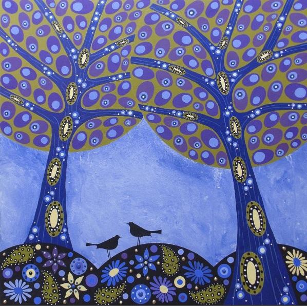 Lynn Hughes - Summertime Blue
