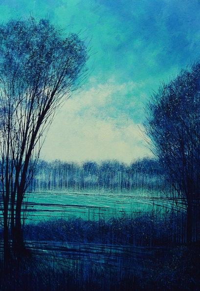 Marc Todd - An Autumn Evening