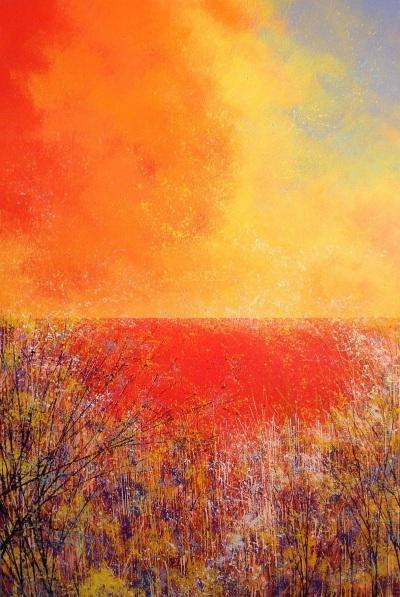 Marc Todd - Autumn Sunset