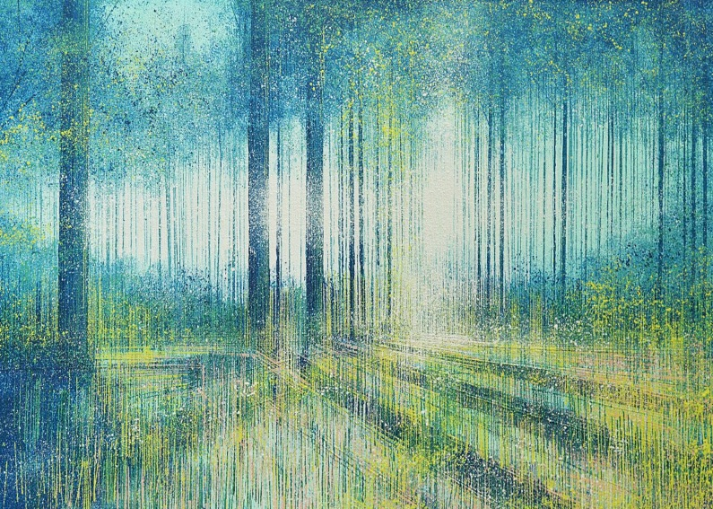 Marc Todd - Light Through The Forest