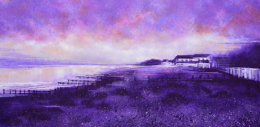 Marc Todd - The House On The Beach