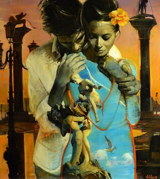 Marco Ortolan - Love, Passion and Venice
