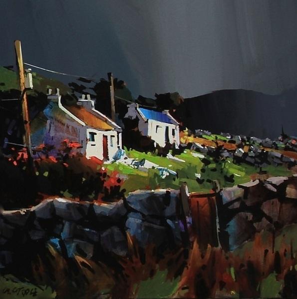 Michael O'Toole - Dark Sky, Connemara Ireland