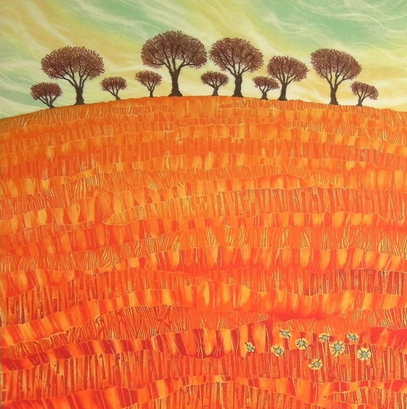 Rebecca Vincent-Indian Summer