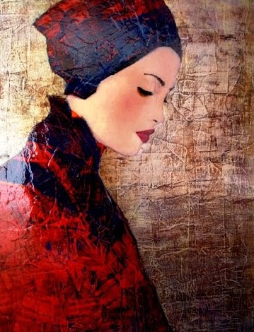 Richard Burlet-Portrait