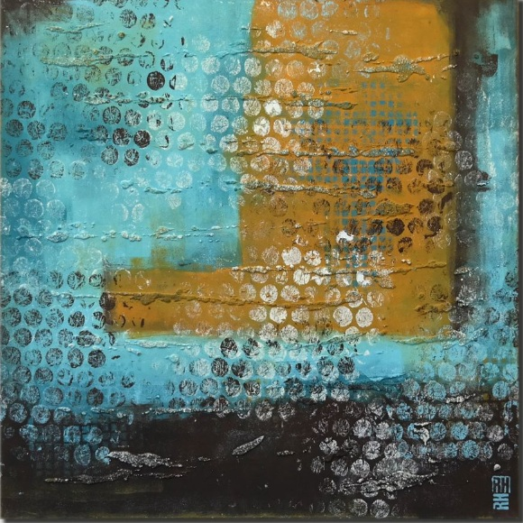 Ronald Hunter - Camel Turquoise Building