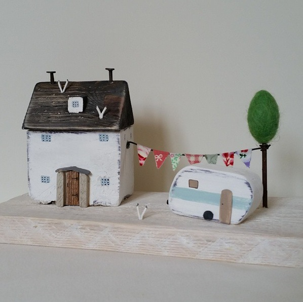 Shabby Daisies-Holiday cottage