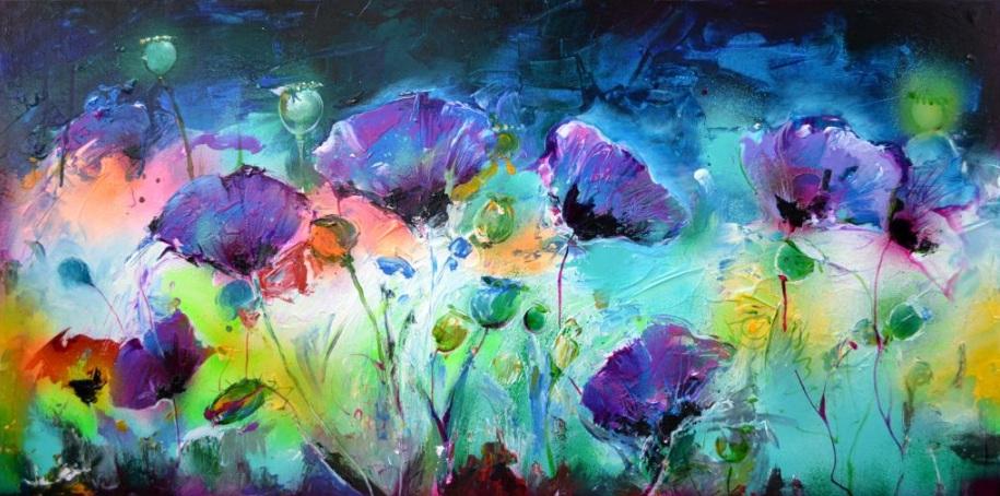Soos Roxana Gabriela - Purple Opium