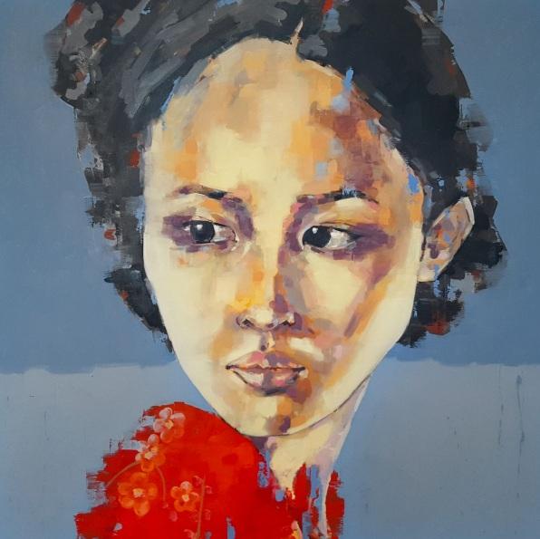Thomas Donaldson - 10-19-15 Portrait study