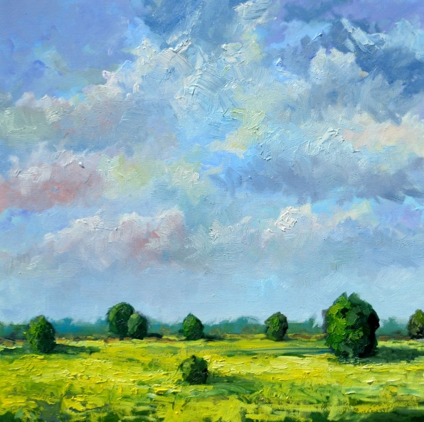 Wim van de Wege-Summercolors in the nature