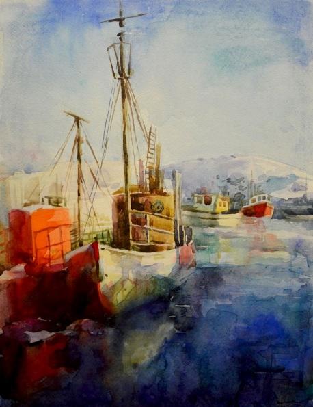 Zhanna Kondratenko - Greenland