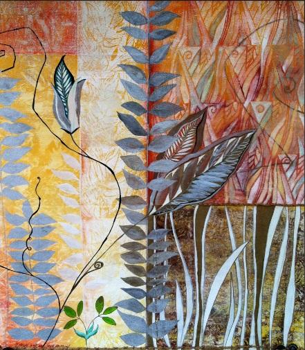 nance lee sneddon - It began with an Open Meadow