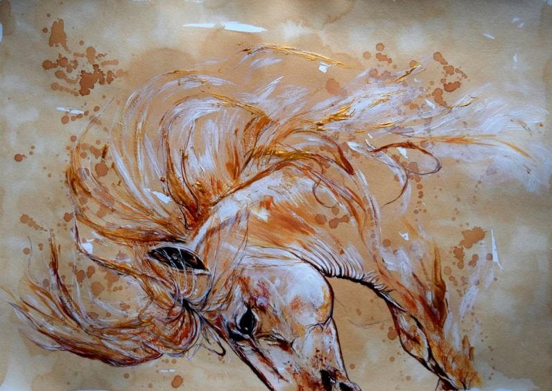 Anna Sidi-Yacoub - Golden Horse