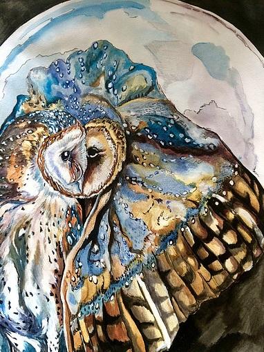 Cajoja - Midsummer Owl