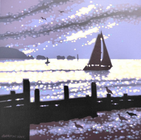 Gordon Hunt - Wavebreakers