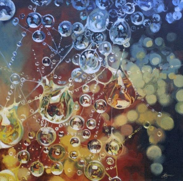 Hannah Bruce - Droplets