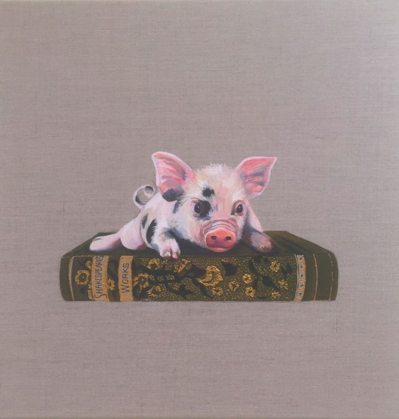 Hannah Bruce - Shakespeare in Love - Teacup Piglet